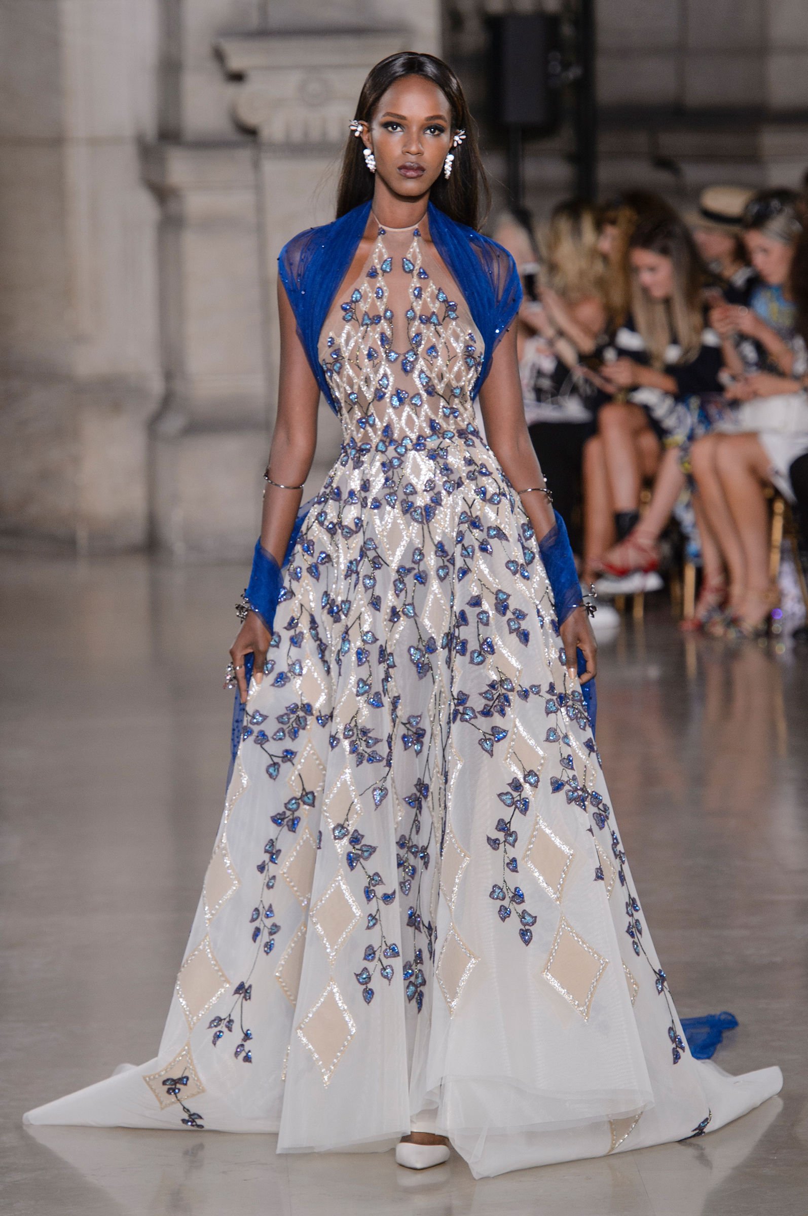 """0c5b22afd4f Love is a Rebellious Bird"""" - Georges Hobeika s Andalusian Couture ..."""