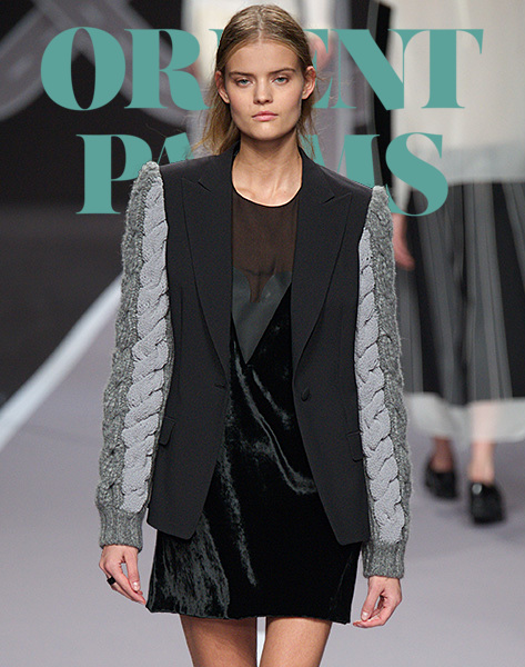 Viktor rolf haute couture pr t porter hommes for Haute couture and pret a porter