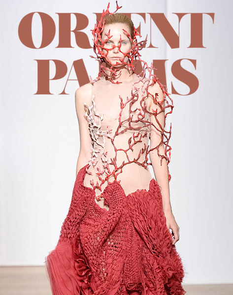 Yiqing yin haute couture pr t porter orient palms for Haute couture and pret a porter