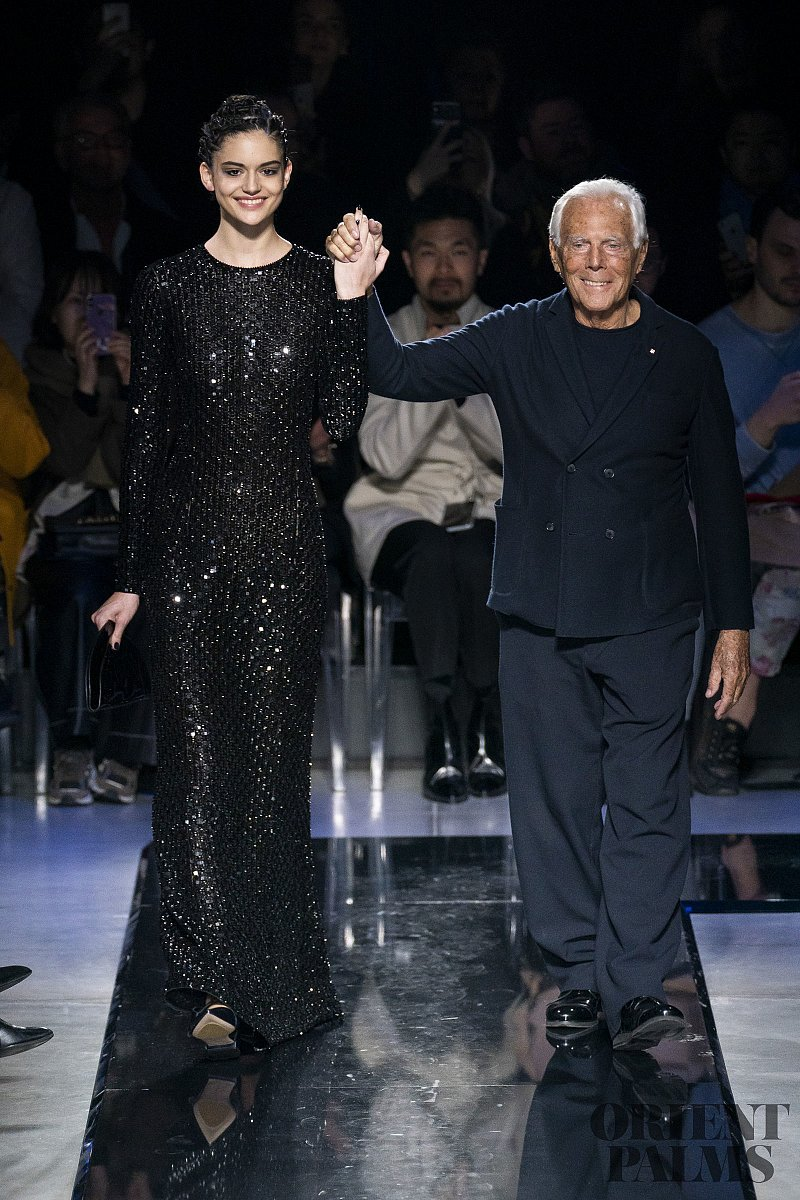 Giorgio Armani Fall-winter 2019-2020 - Ready-to-Wear - 1