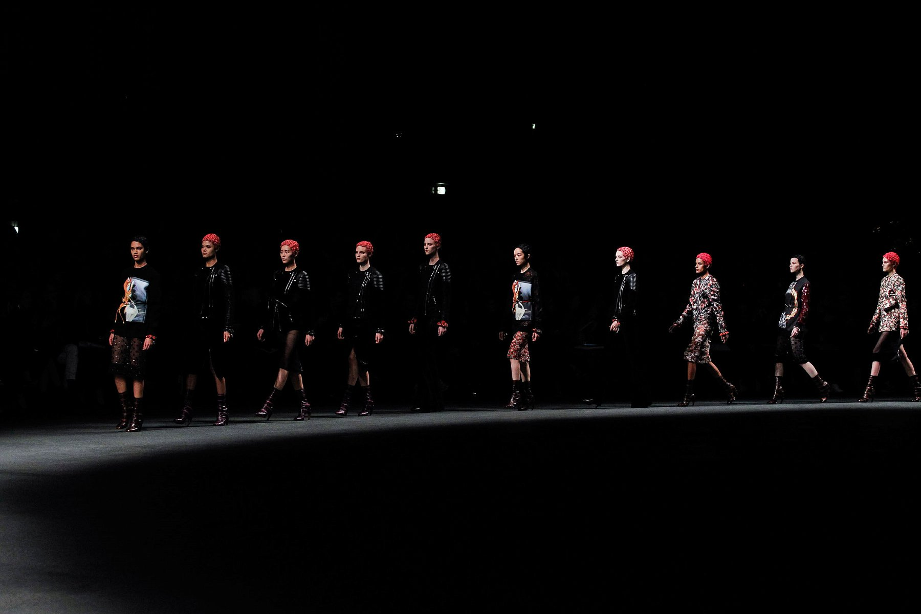 Givenchy Fall-winter 2013-2014 - Ready-to-Wear - 1