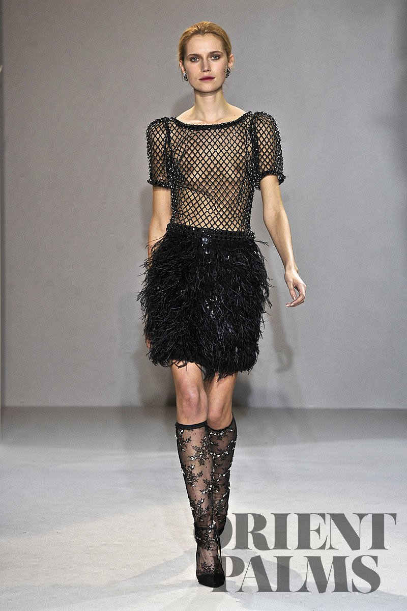Collette Dinnigan Fall-winter 2012-2013 - Ready-to-Wear - 1