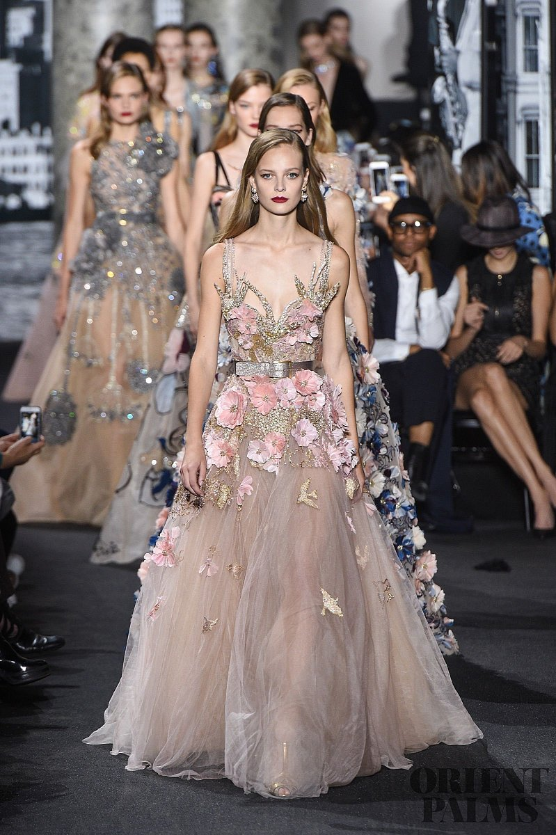 Elie Saab Herbst/Winter 2016-2017 - Couture - 1