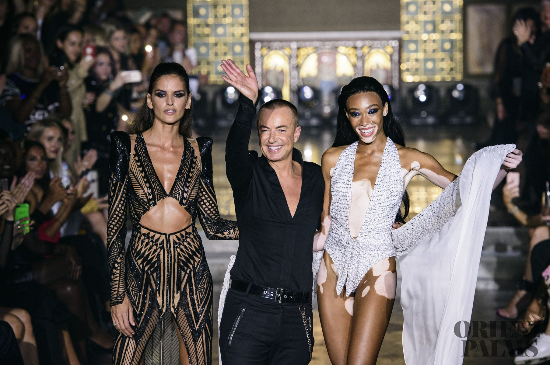 Julien Macdonald Spring-summer 2019 - Ready-to-Wear - 1