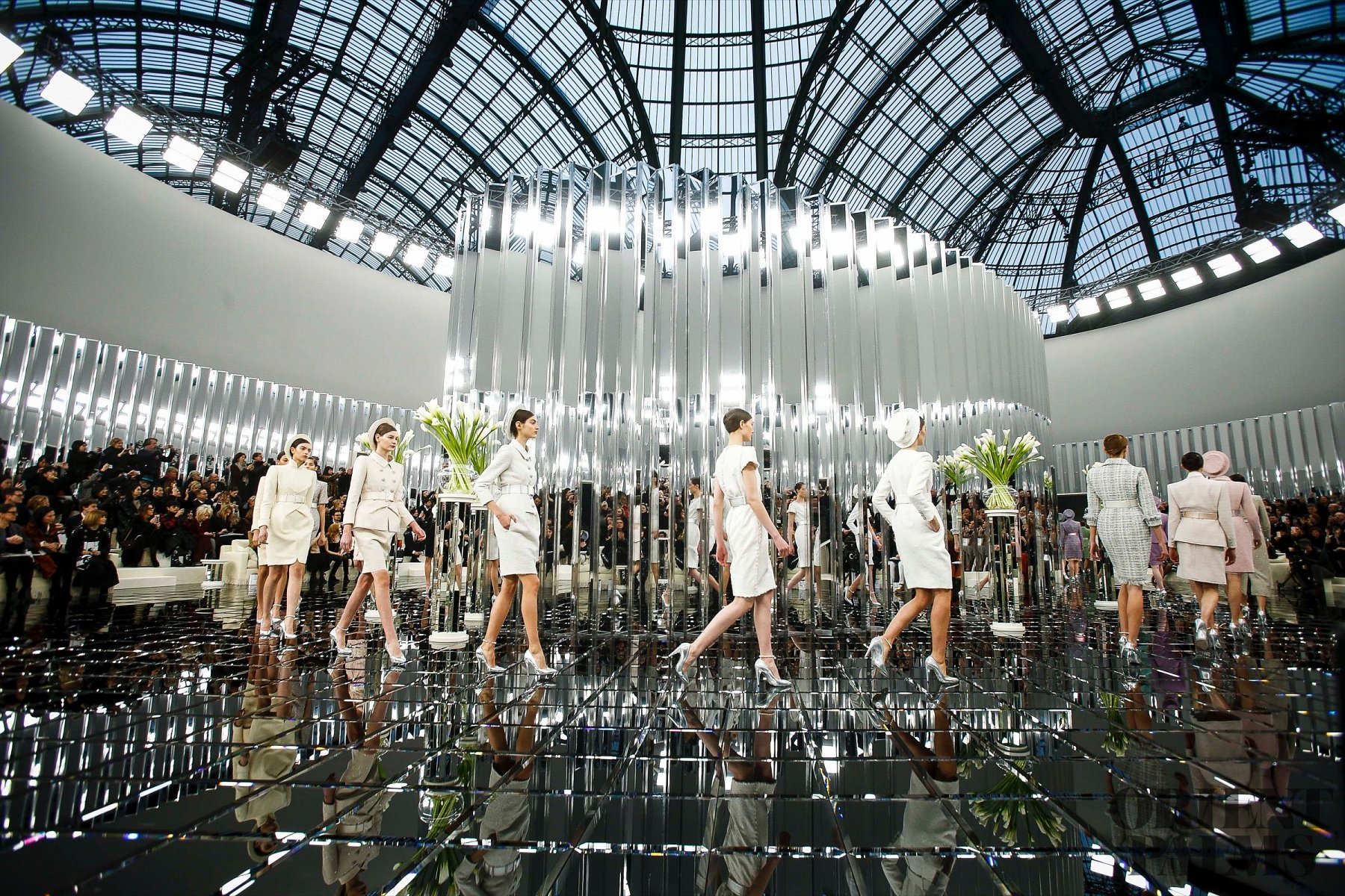 Chanel Frühjahr/Sommer 2017 - Couture - 1