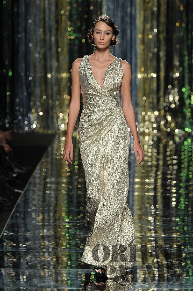 Tony Ward Spring-summer 2010 - Couture - 1