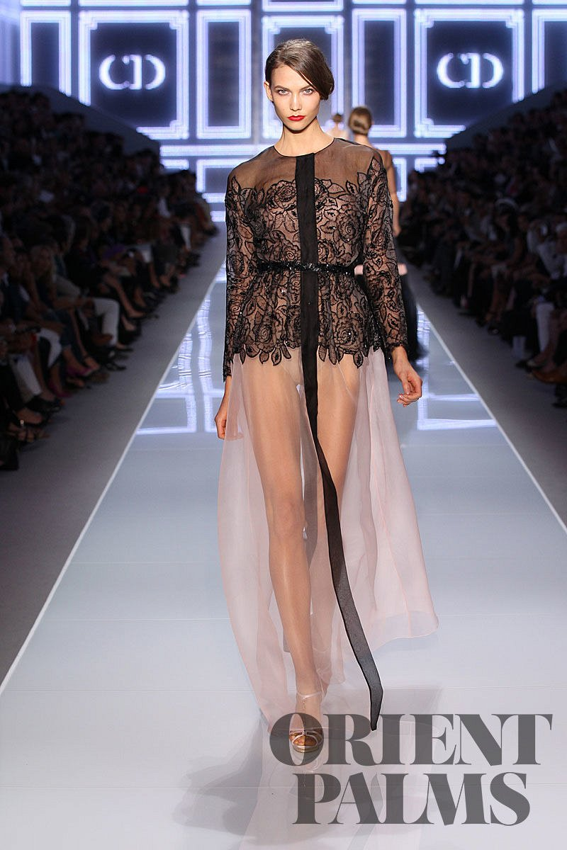 Christian Dior Spring-summer 2012 - Ready-to-Wear - 1