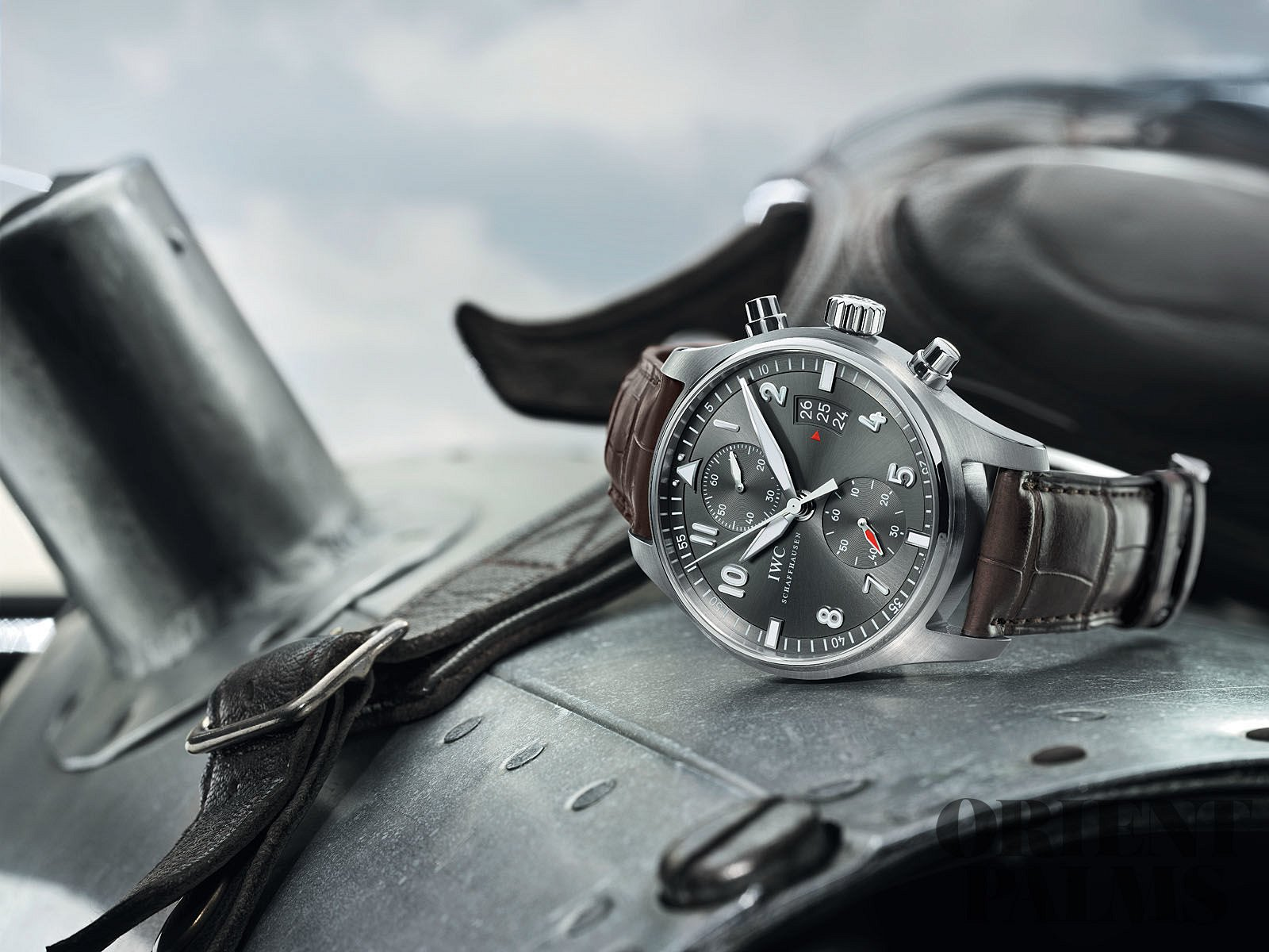 IWC Schaffhausen Pilot's Watches 2012 - Accessori - 4
