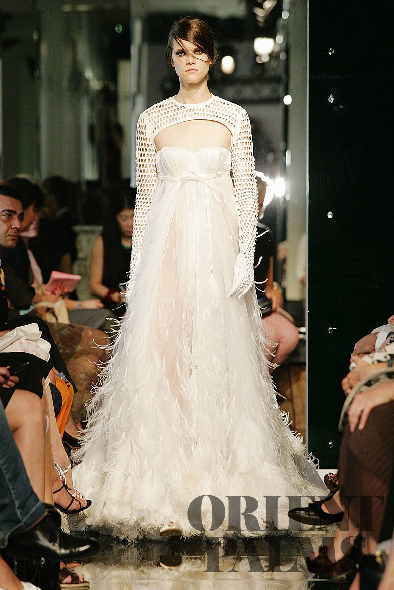 Stéphane Rolland Herbst/Winter 2007-2008 - Couture - 1