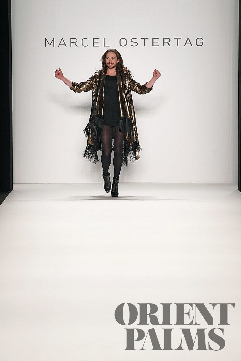 Marcel Ostertag Fall-winter 2012-2013 - Ready-to-Wear - 1