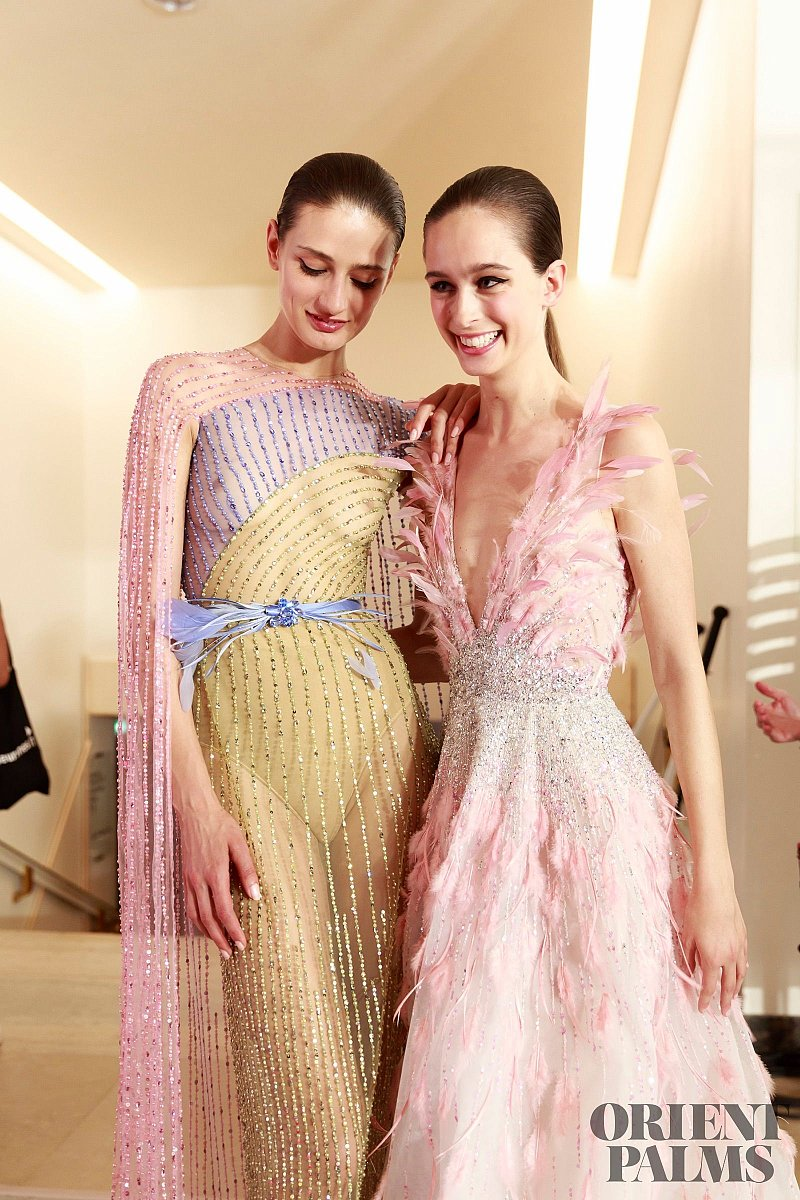 Georges Hobeika Backstage, H/W 2019-220 - Couture - 1