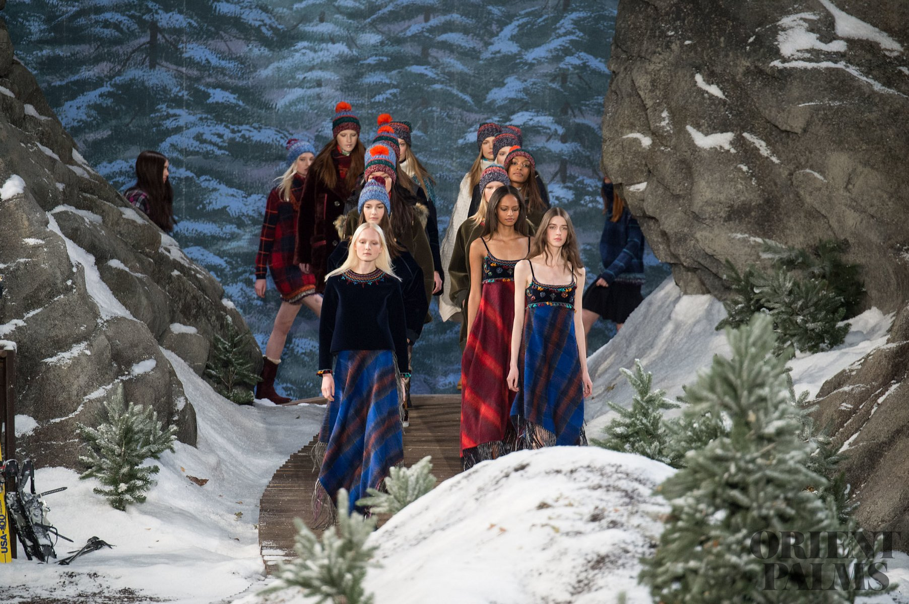 Tommy Hilfiger Fall-winter 2014-2015 - Ready-to-Wear - 2
