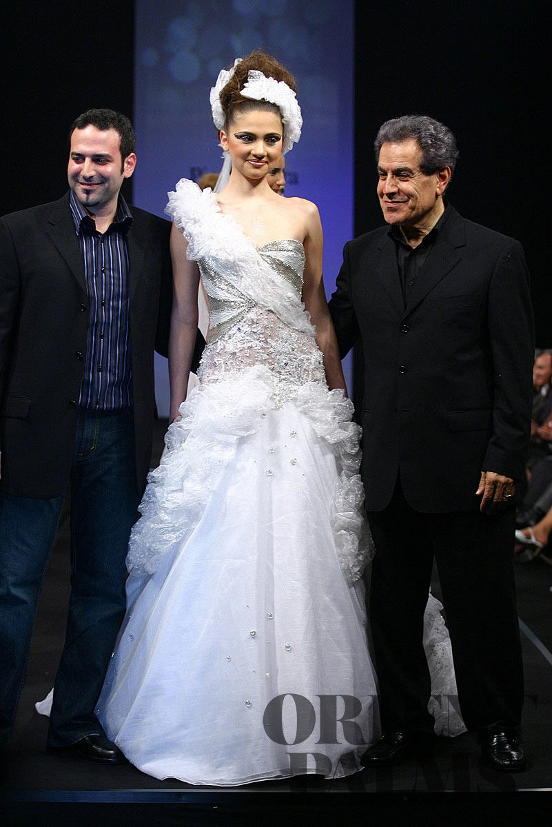 Pierre Katra 2007 Collection - Couture - 1
