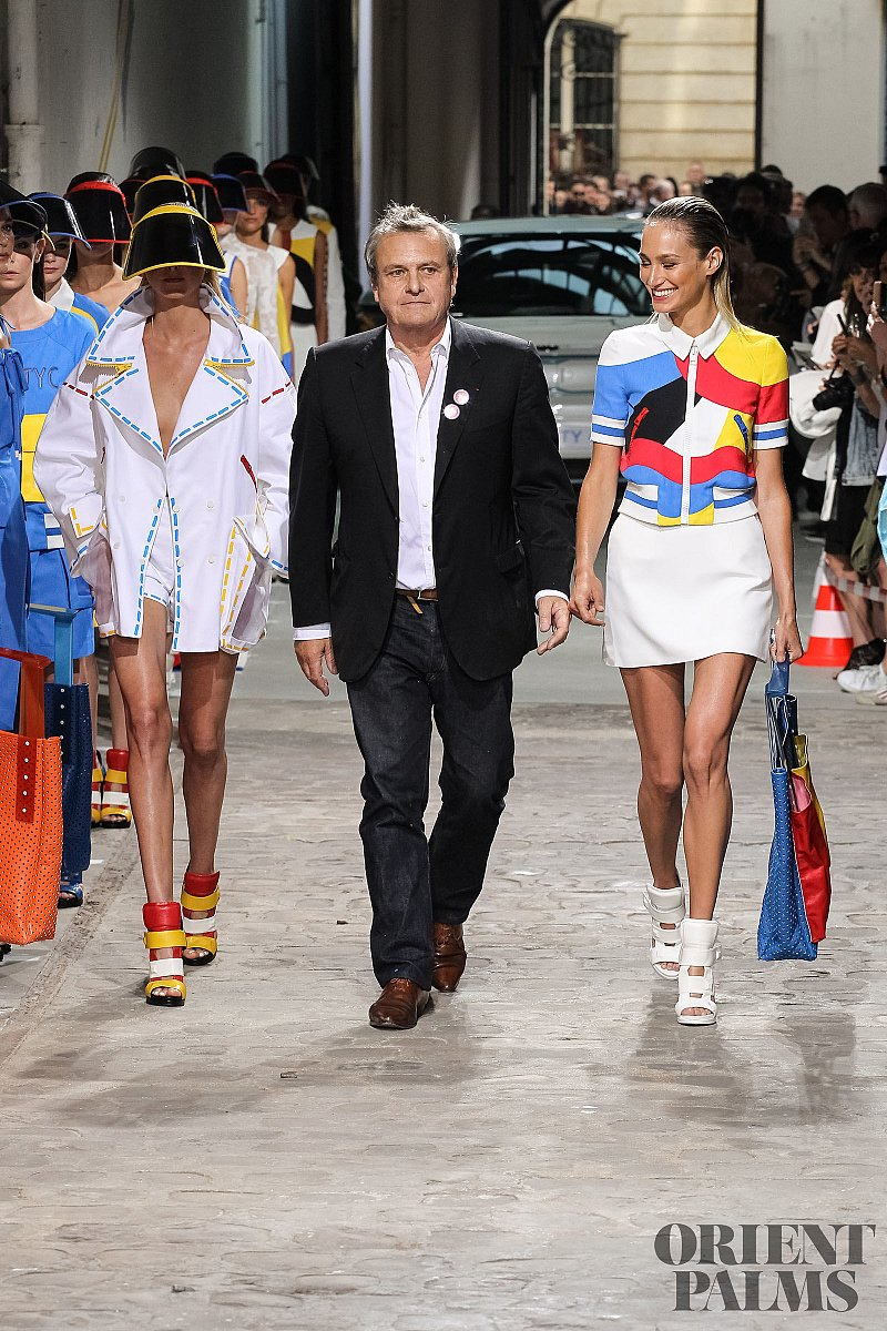 Jean-Charles de Castelbajac Spring-summer 2015 - Ready-to-Wear - 1