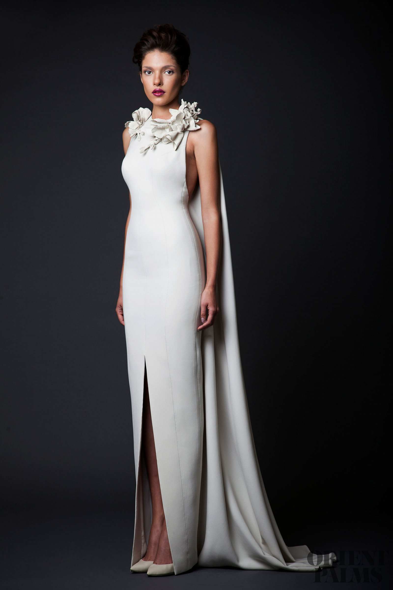 Krikor jabotian amal f w 2014 2015 couture for Haute couture meaning in english