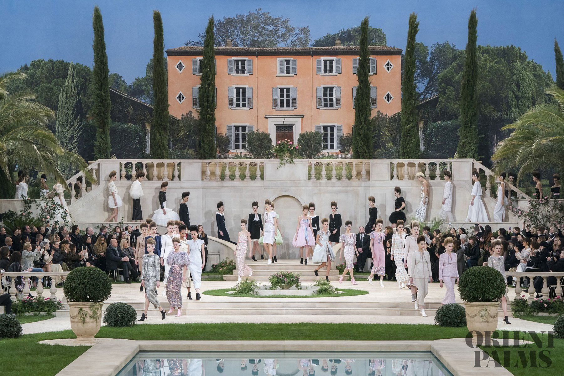 Chanel Spring-summer 2019 - Couture - 1