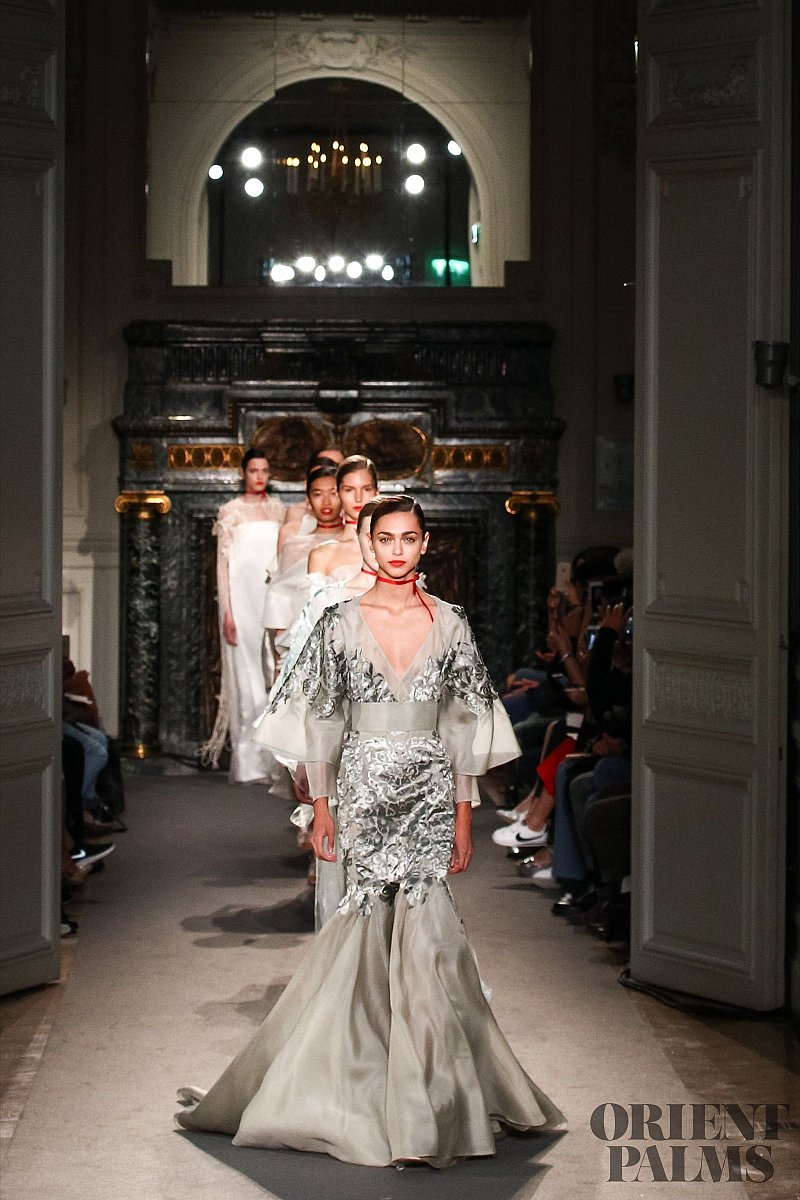Lan Yu Herbst/Winter 2016-2017 - Couture - 1