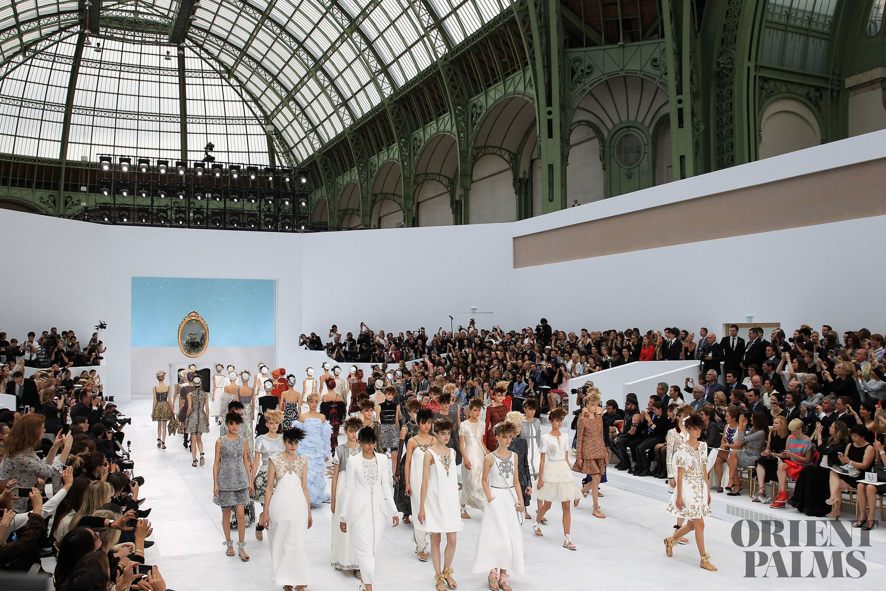 Chanel Fall-winter 2014-2015 - Couture - 1
