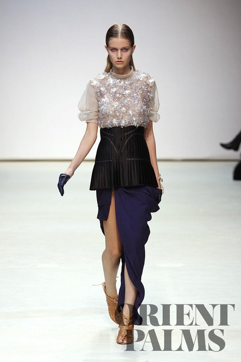 Marios Schwab Spring-summer 2010 - Ready-to-Wear - 1