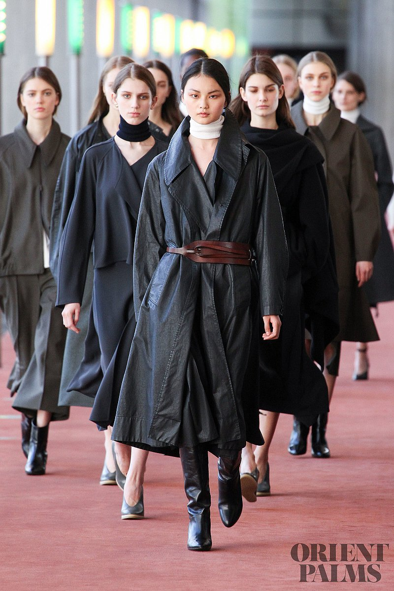 Christophe Lemaire Autunno-Inverno 2015-2016 - Pret a porter - 1