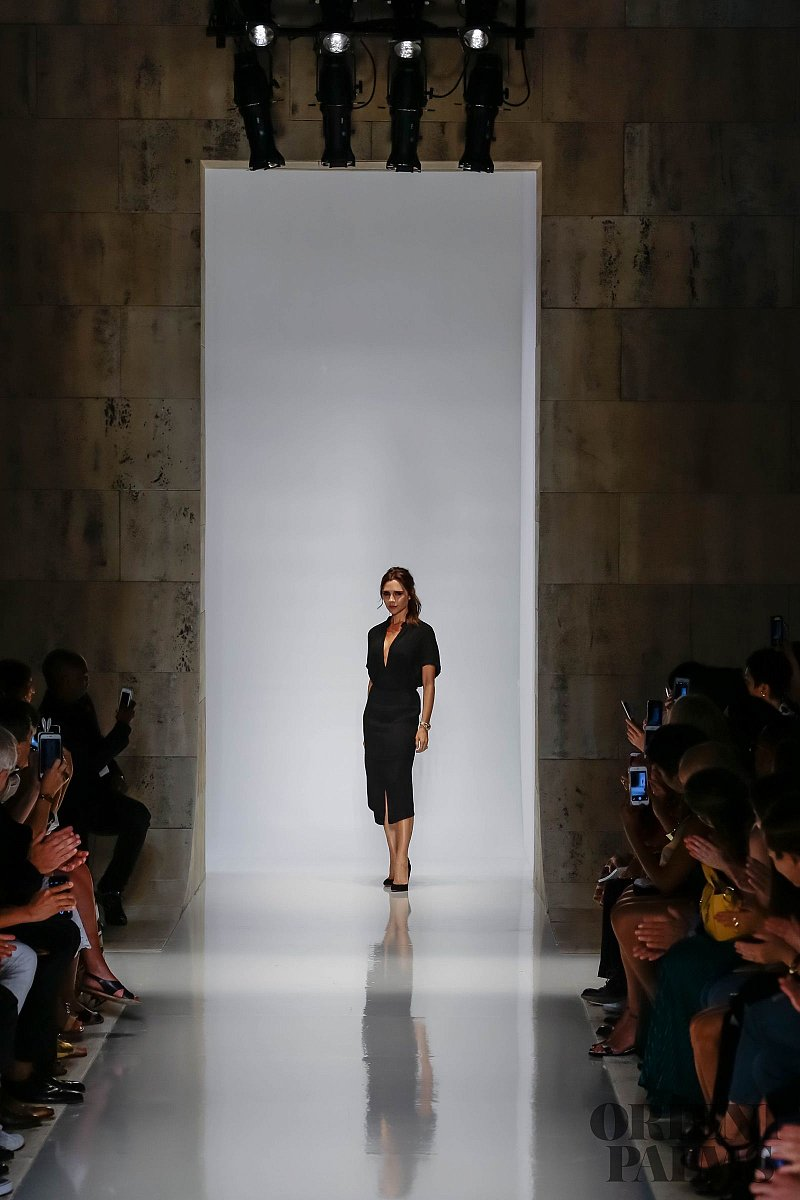 Victoria Beckham Spring-summer 2016 - Ready-to-Wear - 1
