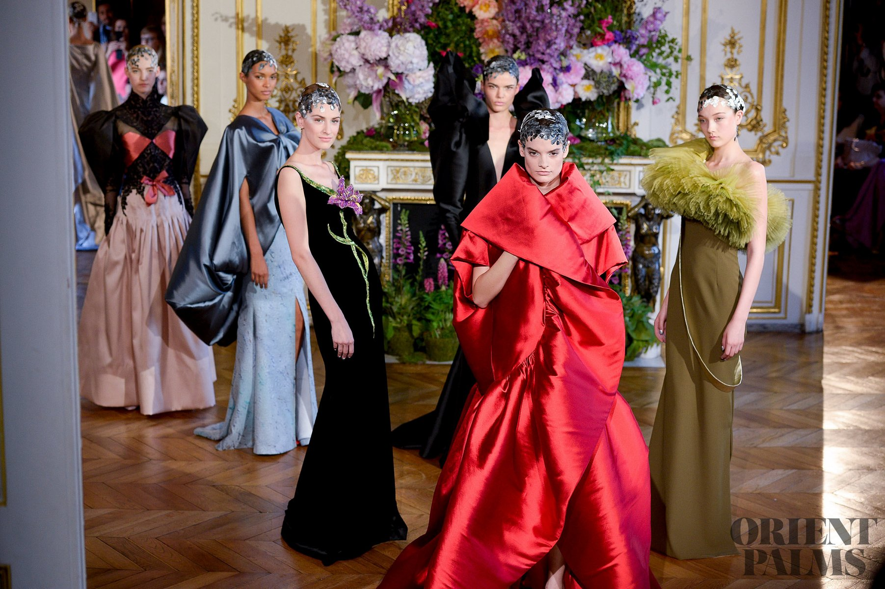 Alexis Mabille Fall-winter 2013-2014 - Couture - 1