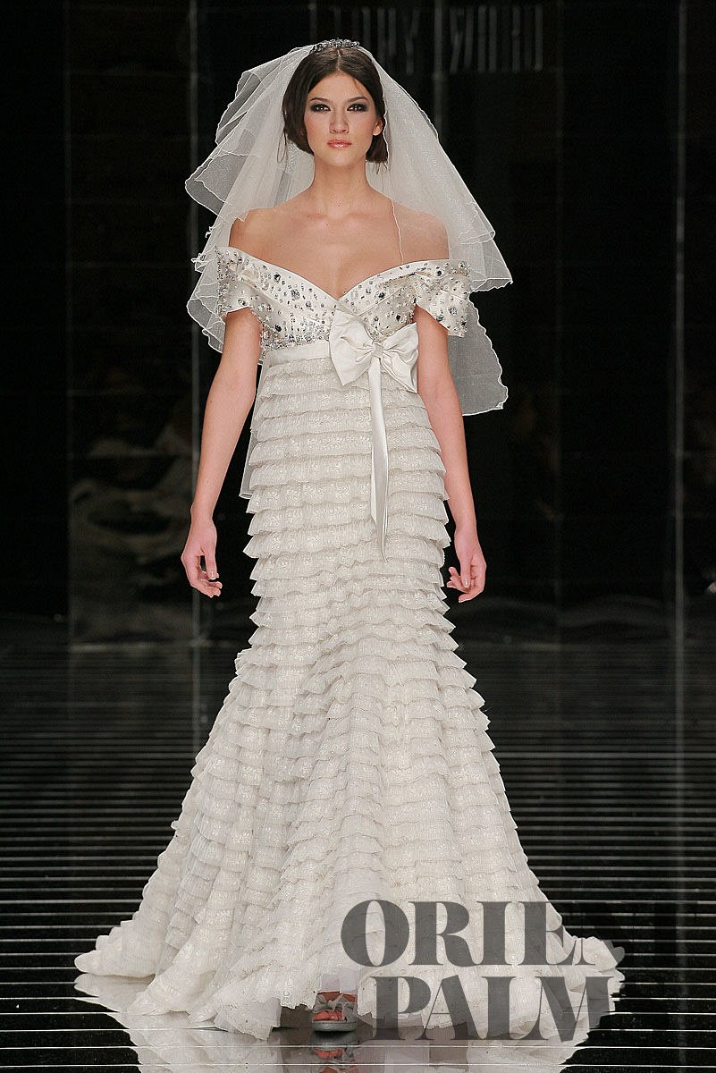 Tony Ward Lente/Zomer 2008 - Haute couture - 1