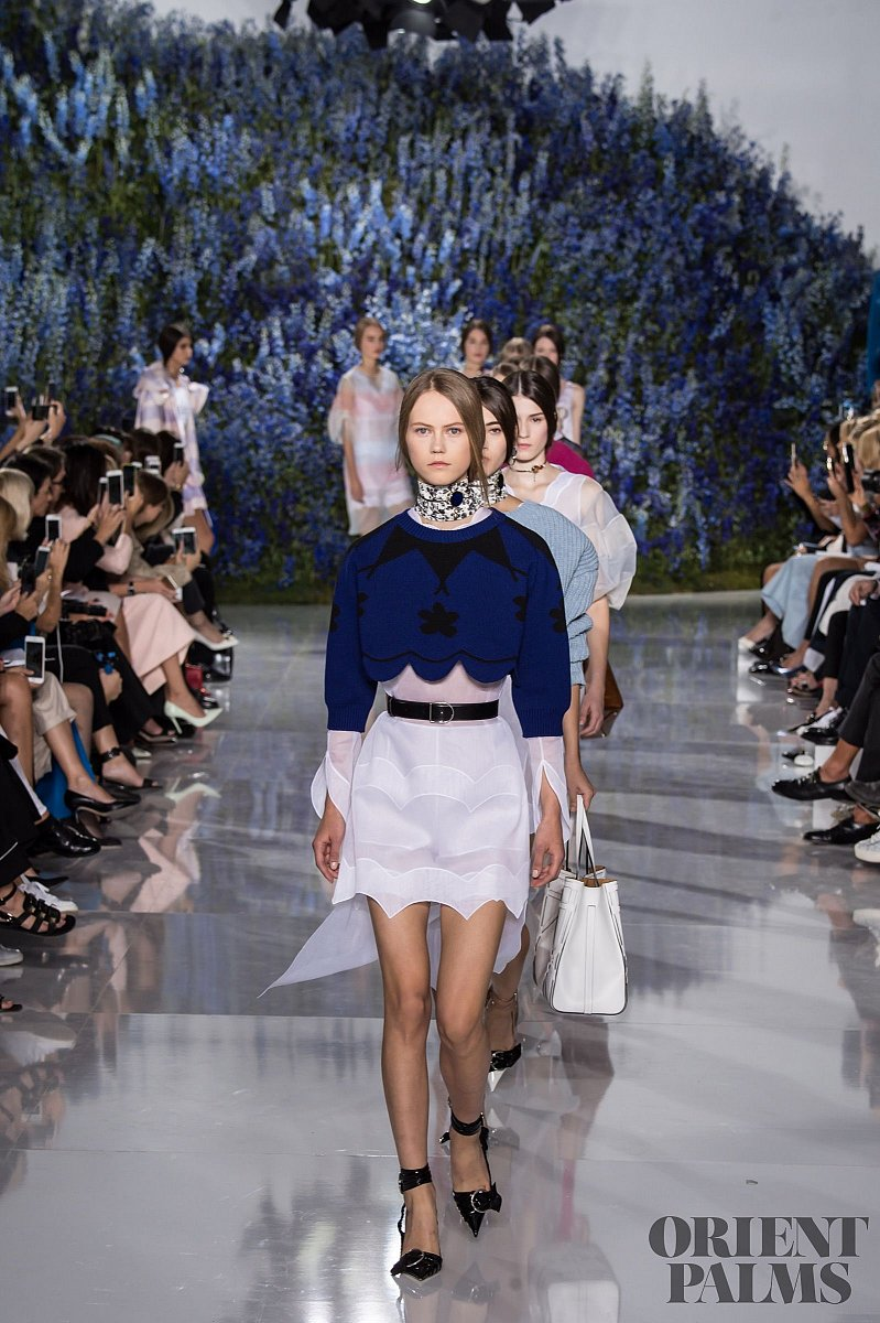 Christian Dior Spring-summer 2016 - Ready-to-Wear - 1