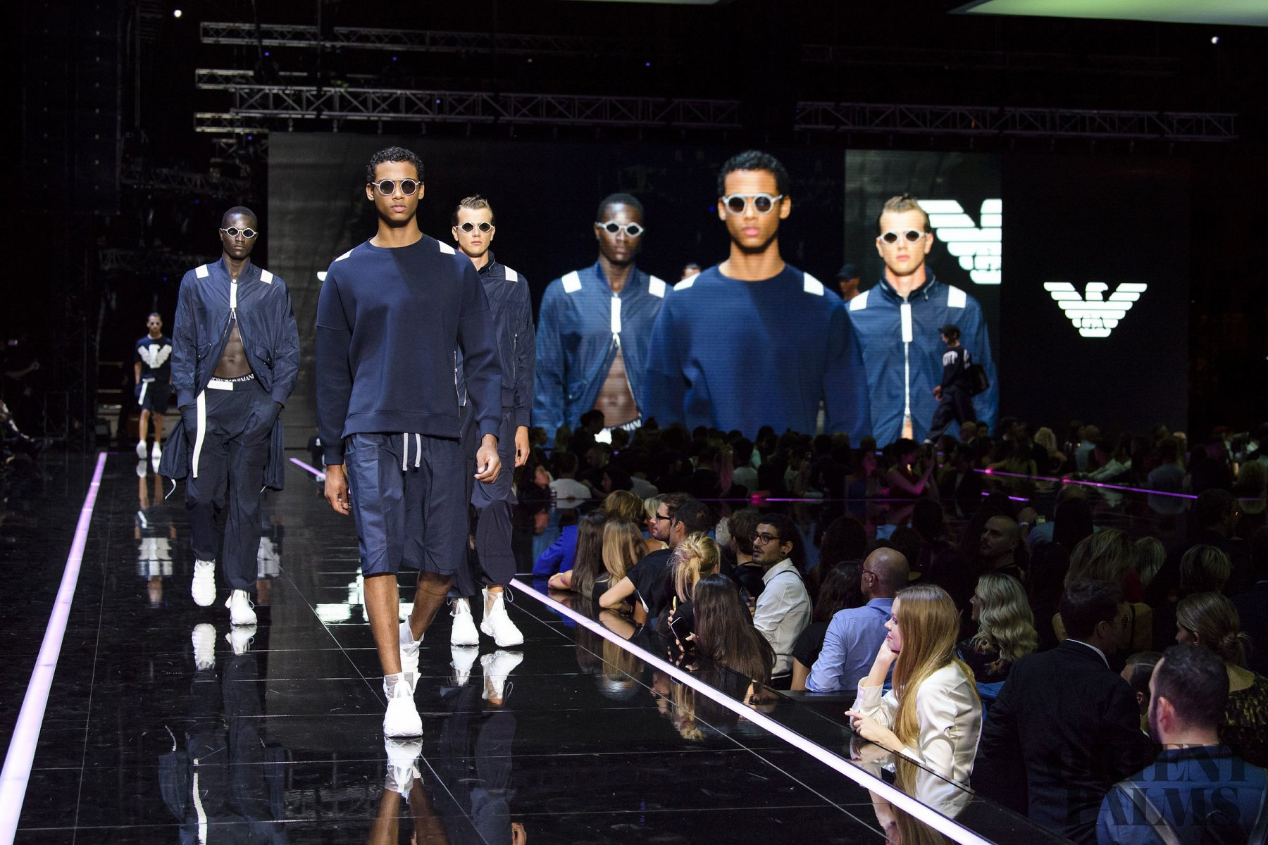 Emporio Armani Spring-summer 2019 - Ready-to-Wear - 1