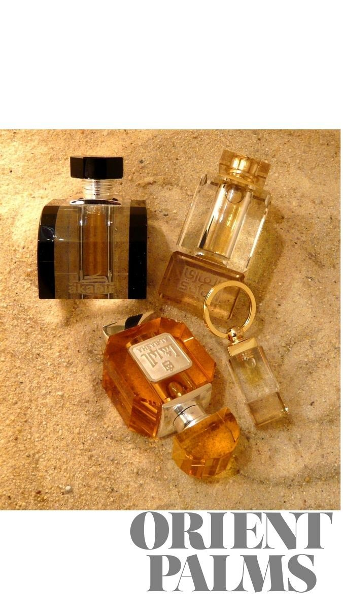 Parfums Abdul Samad Al Qurashi 45 av. George V, Paris - Accessories - 1