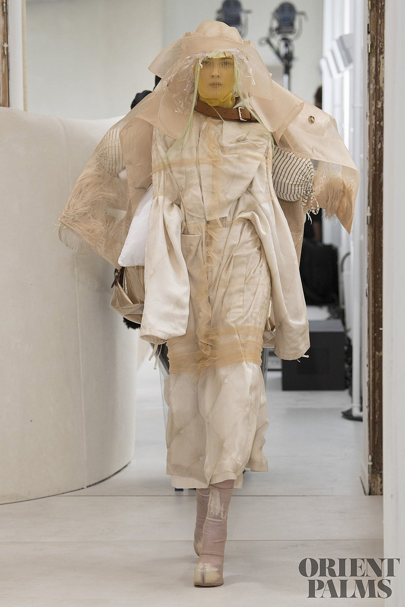 Maison Margiela Herfst/Winter 2018-2019 - Haute couture - 1
