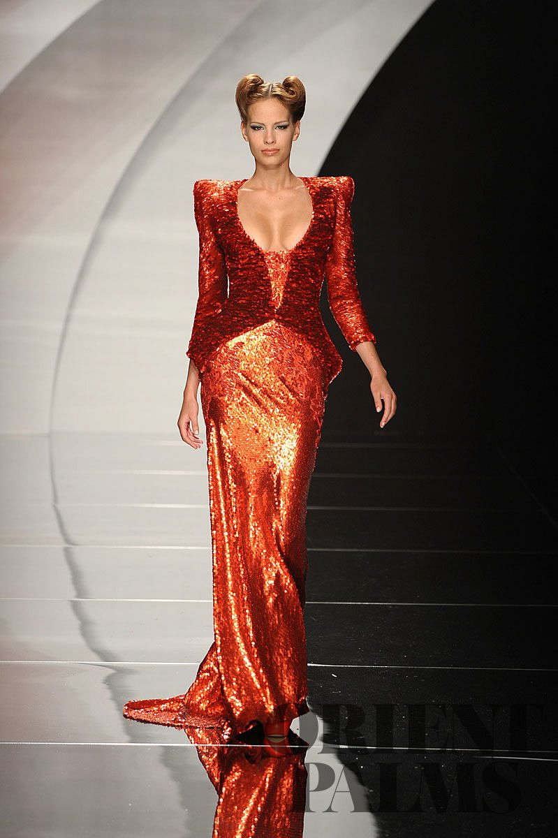Abed Mahfouz Fall-winter 2010-2011 - Couture - 1
