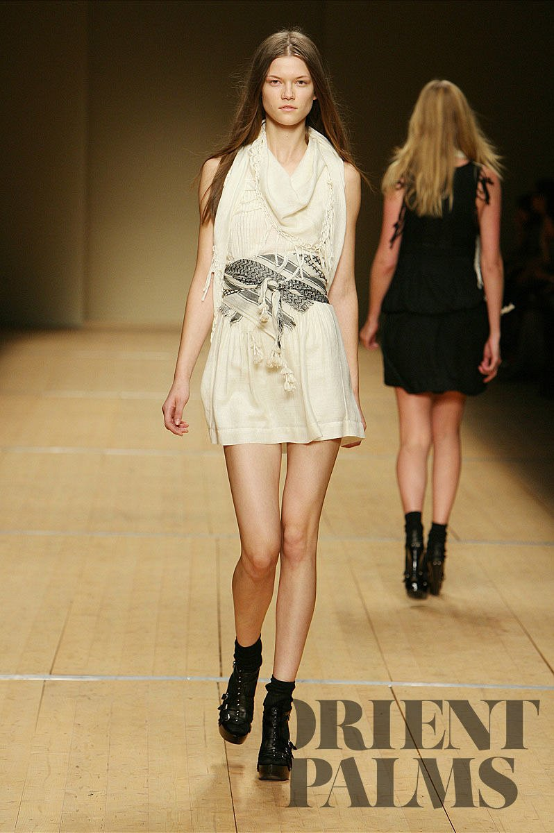 Isabel Marant Summer 2008 - Ready-to-Wear - 1
