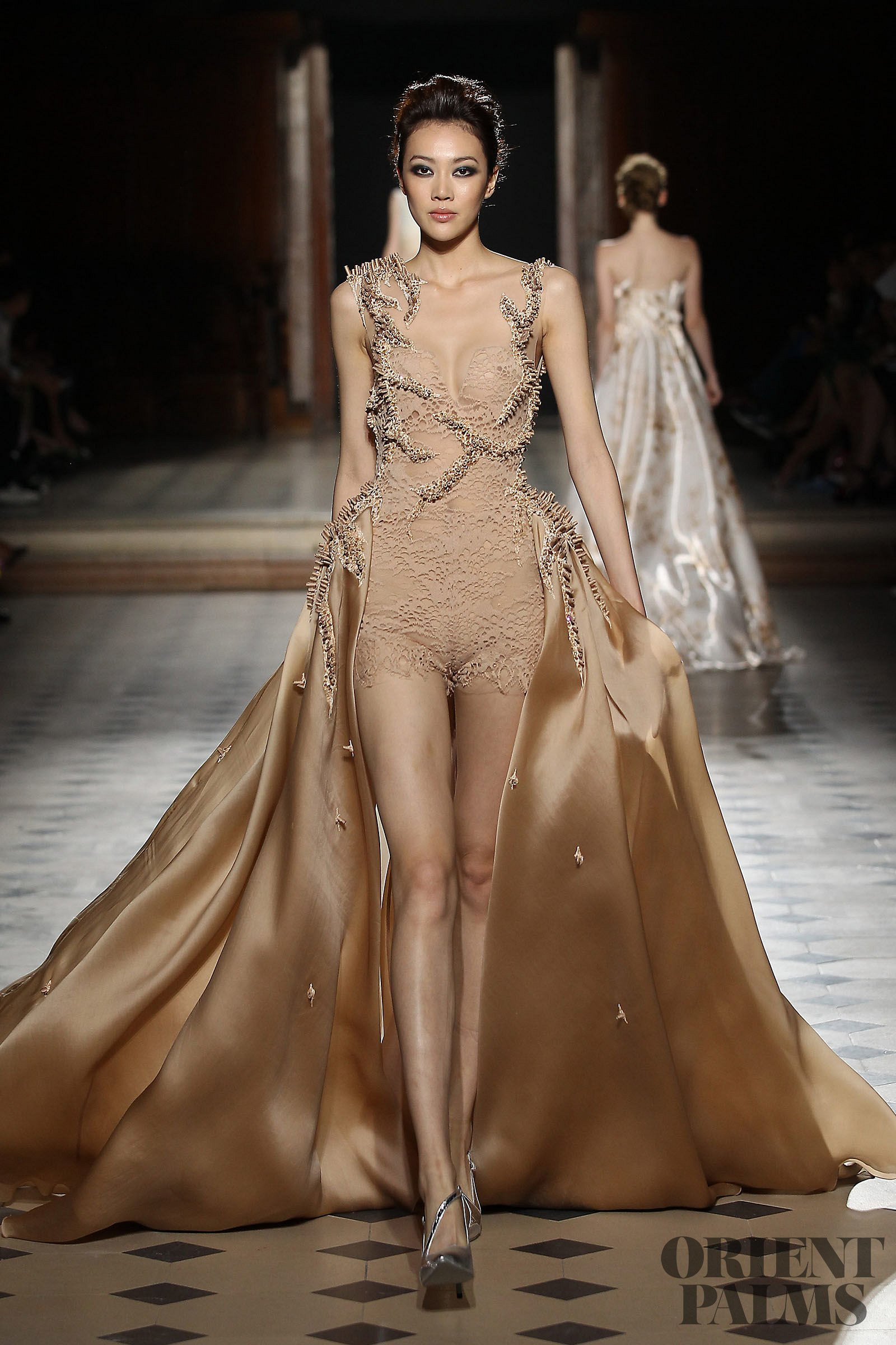 Tony ward f w 2015 2016 official pictures couture for Haute official