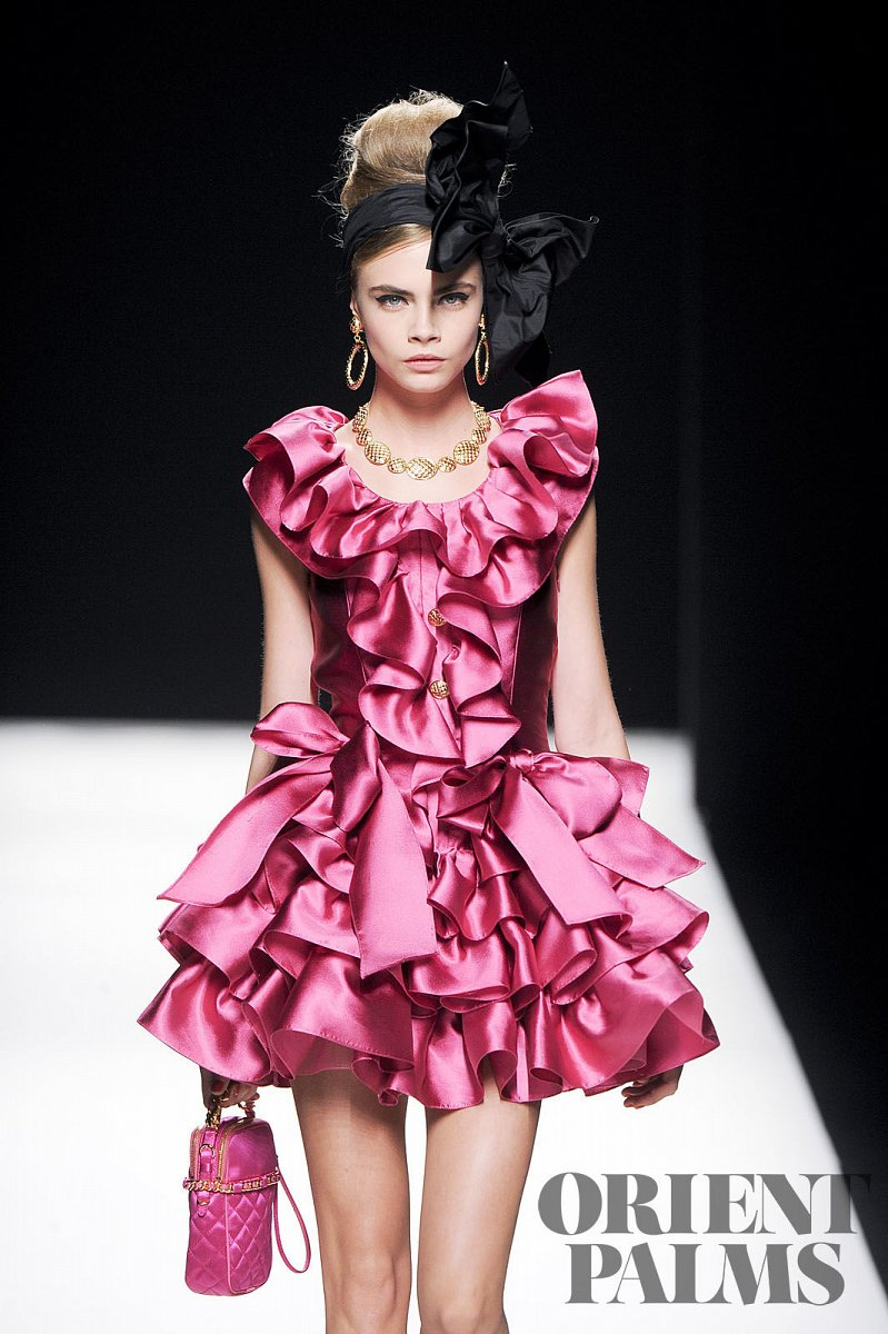 Moschino Fall-winter 2012-2013 - Ready-to-Wear - 1