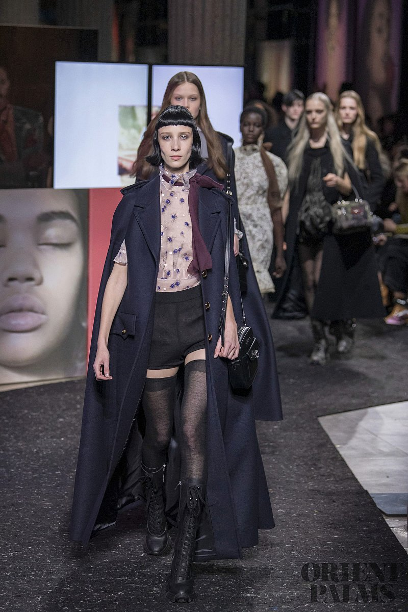 Miu Miu Fall-winter 2019-2020 - Ready-to-Wear - 1