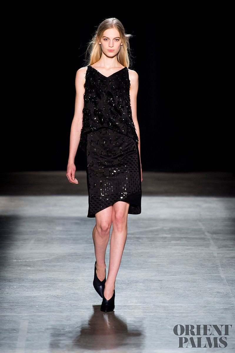 Narciso Rodriguez Fall-winter 2013-2014 - Ready-to-Wear - 1