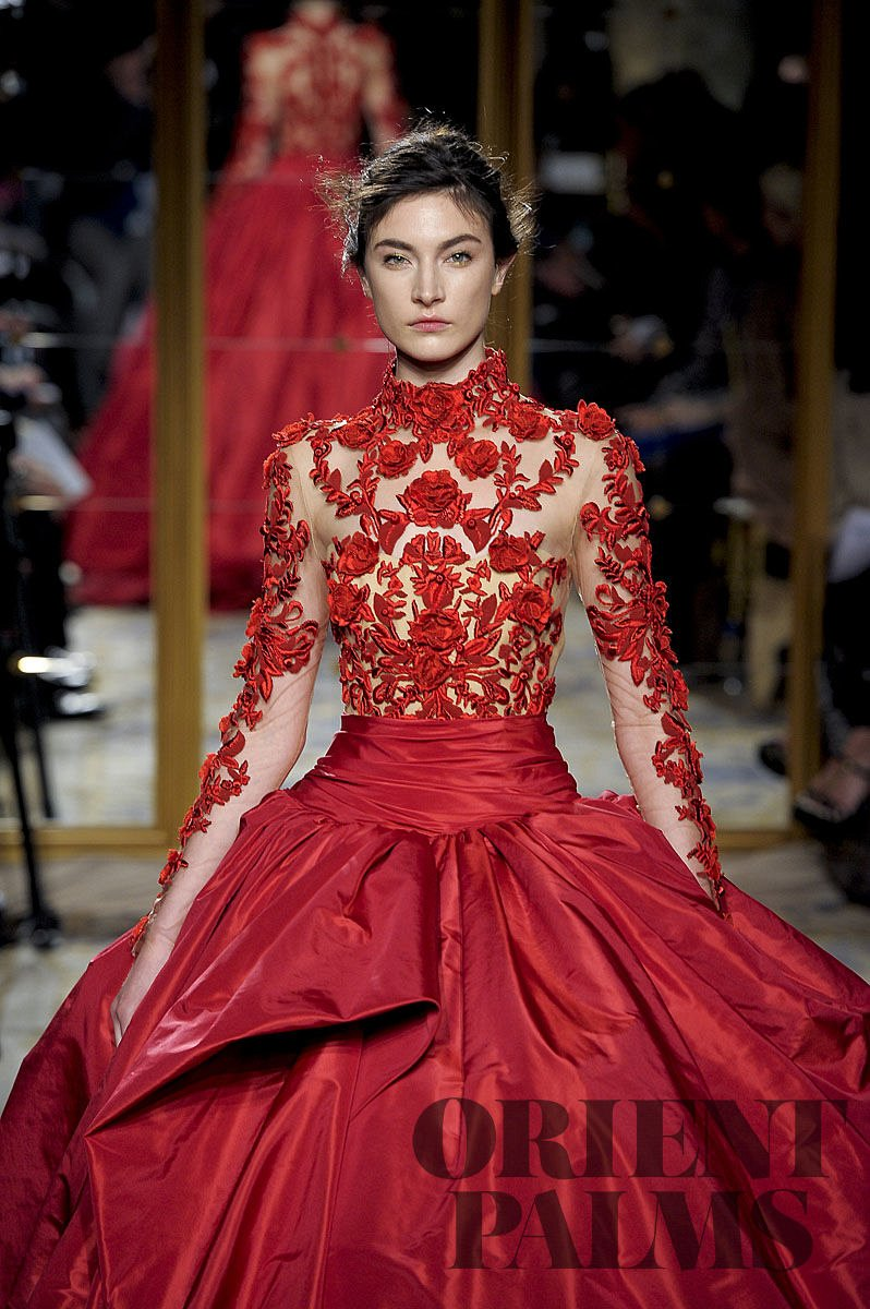 Marchesa Fall-winter 2012-2013 - Ready-to-Wear - 1