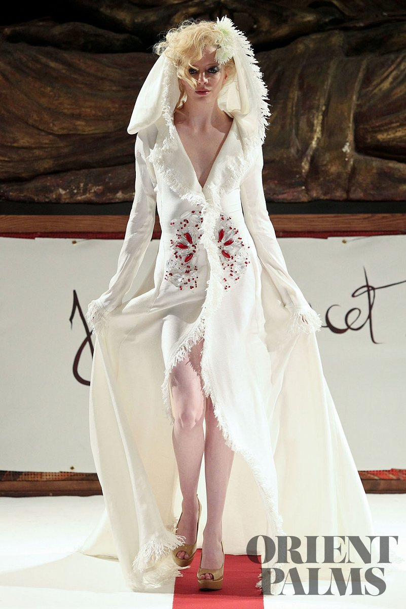 Jean Doucet Spring-summer 2012 - Couture - 1