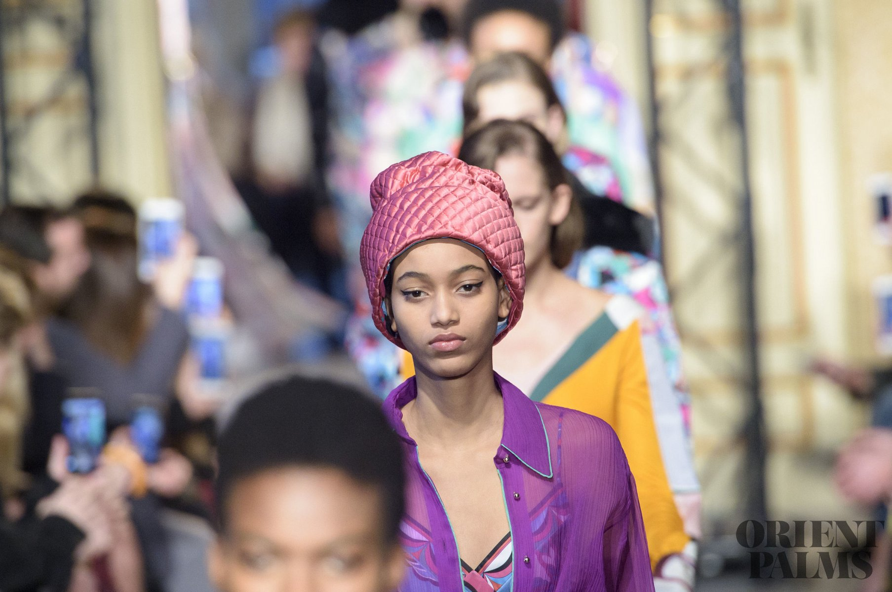 Emilio Pucci Fall-winter 2018-2019 - Ready-to-Wear - 1