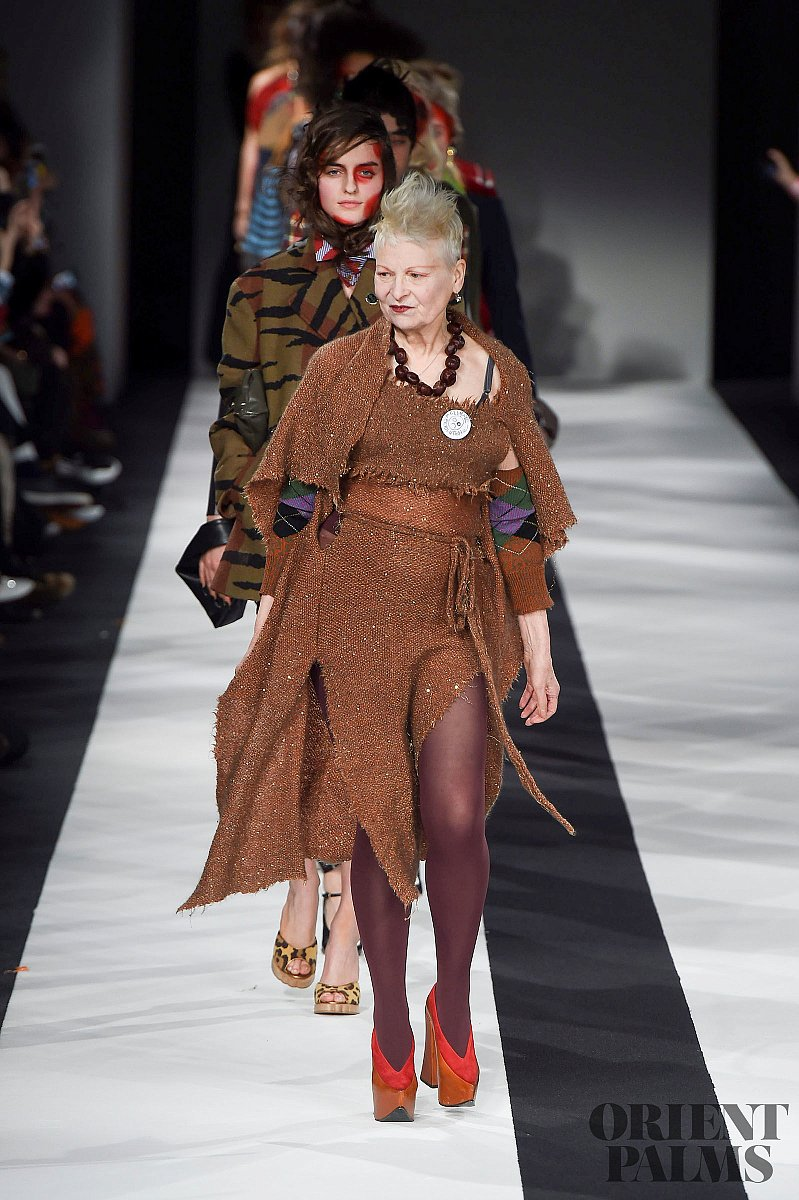 Vivienne Westwood Red Fall-winter 2015-2016 - Ready-to-Wear - 1