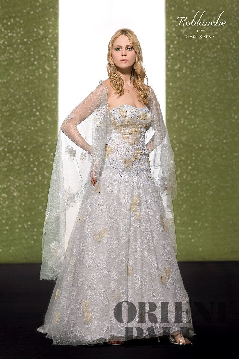Roblanche, by Hadi Katra 2009 collection - Bridal - 1