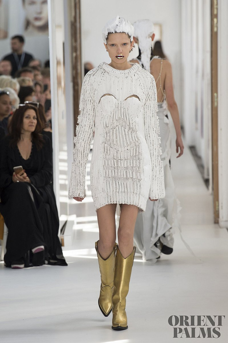 Maison Margiela Herbst/Winter 2017-2018 - Couture - 1