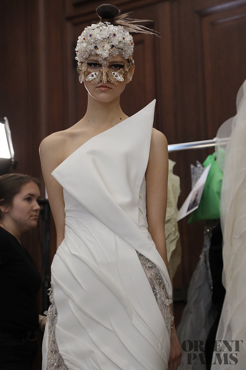 Tony Ward Backstage, L/Z 2019 - Haute couture - 1