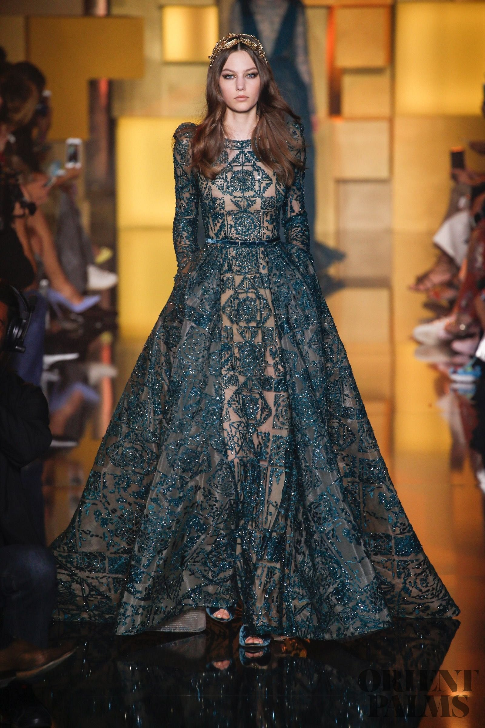 Elie saab fall winter 2015 2016 couture for A couture dress