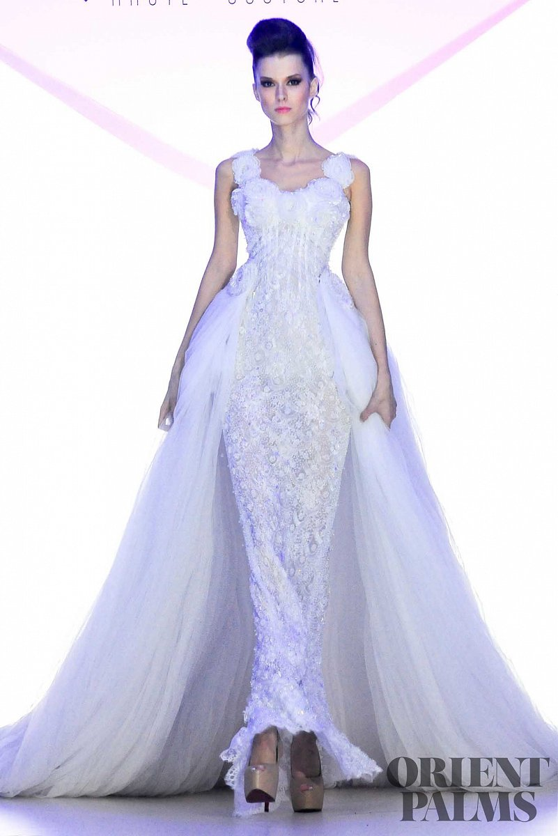 Charbel Zoe Spring-summer 2014 - Couture - 1