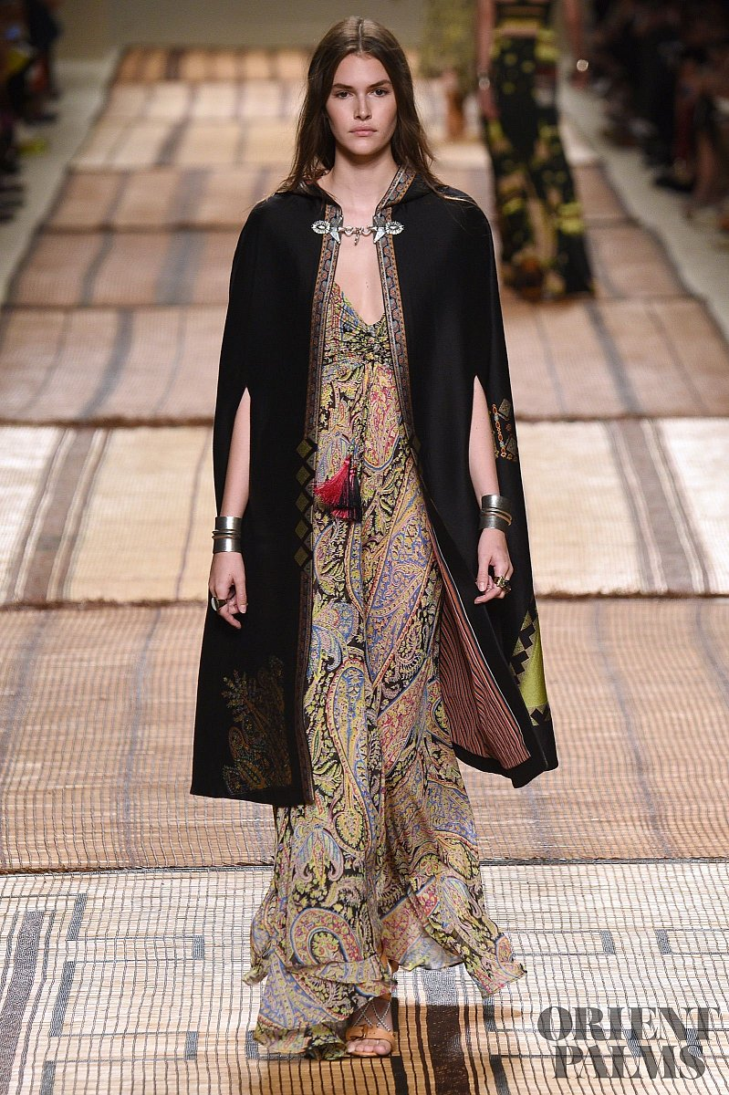 Etro Spring-summer 2017 - Ready-to-Wear - 1