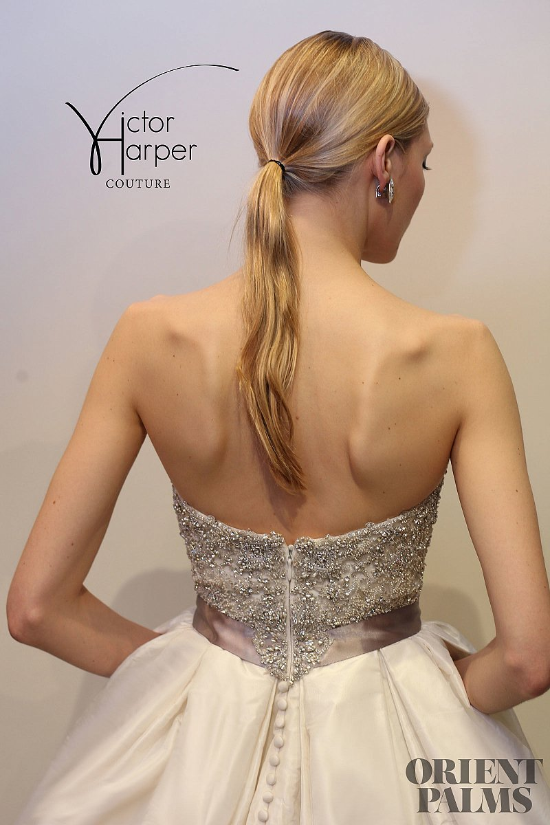 Victor Harper Couture 2015 collection - Bridal - 1