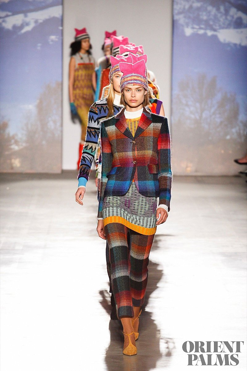 Missoni Herbst/Winter 2017-2018 - Pret-a-porter - 1