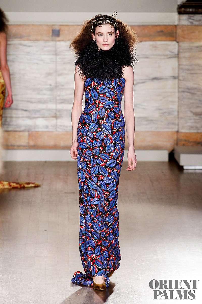 L'Wren Scott Fall-winter 2013-2014 - Ready-to-Wear - 1